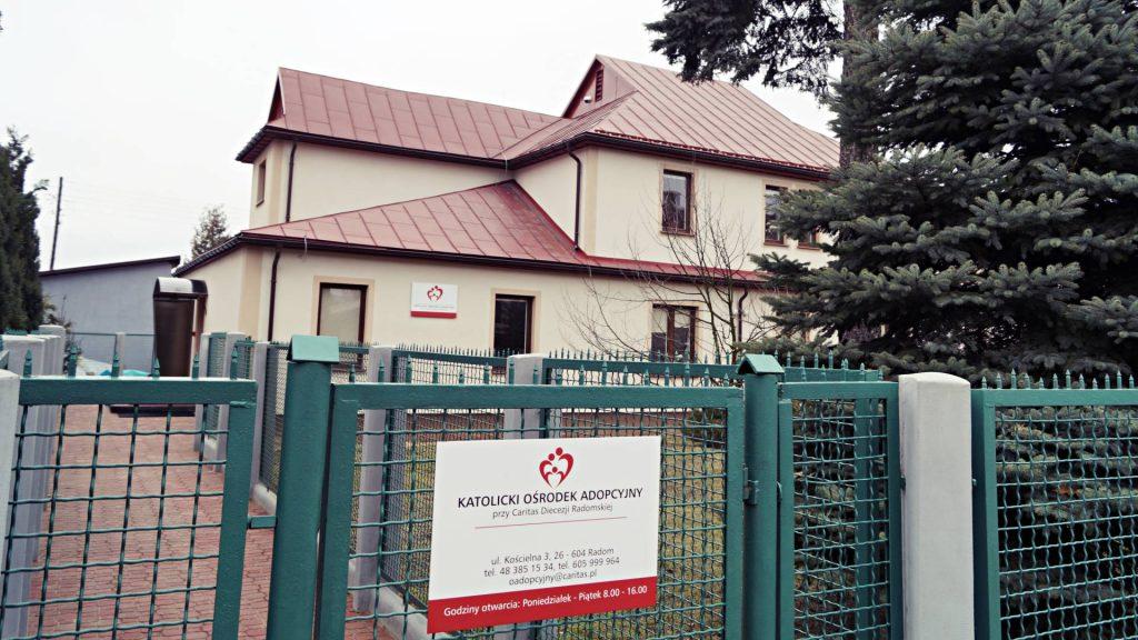 Katolicki Ośrodek Adopcyjny przy Caritas Diecezji Radomskiej